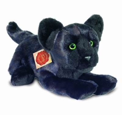 PANTHER TEDDY 30cm