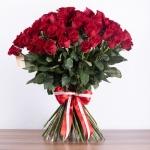 lusy roses bukréta - 75 ruží